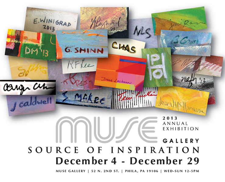 Muse gallery Annual group show