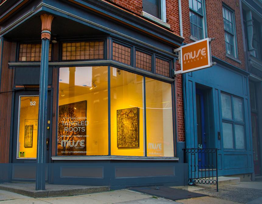 MUSE anniversary exhibit