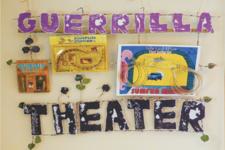 Guerrilla Theater Main Sign