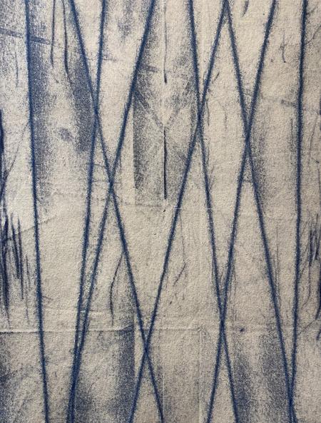 Carbon paper image canvas